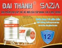 Bon inox dung Dai Thanh Sazia SZ 4000
