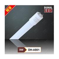 Bóng đèn Led Duhal DH-A801 nhựa Nano