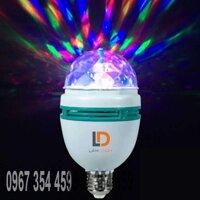 Bóng đèn led sân khấu xoay nhiều màu BSK02