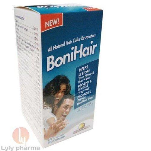 BoniHair - Ngan ngua bac toc  khoi phuc lai mai toc