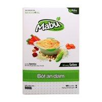 Bột ăn dặm Mabu hộp 900g - BM1