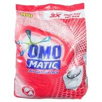 Bột Giặt OMO Matic Cho Máy Giặt Cửa Trên Hộp 6Kg