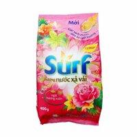 Bột giặt surf 400g - combo 5 gói