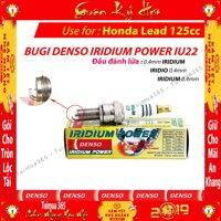 Bugi IU22 Honda Lead 125 - DENSO IRIDIUM POWER