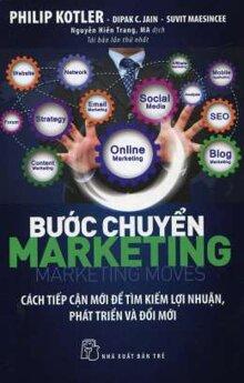 Bước chuyển Marketing - Dipak C. Jain & Philip Kotler & Suvit Maesincee