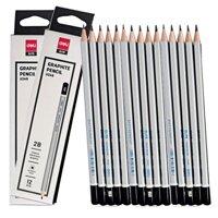 Bút chì đen cao cấp Deli U248 2B