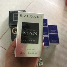 Nước hoa Nam Bvlgari Man Extreme 60ml