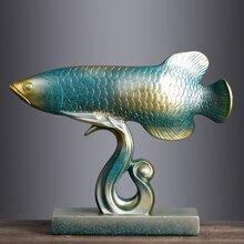 Cá rồng phong thủy
