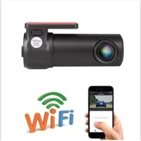 Camera hành trình mini wifi xoay 360 độ - tích hợp điều khiển trên điện thoại