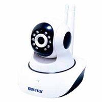 Camera IP Wifi 1MP 2 anten Questek QOB-921IP