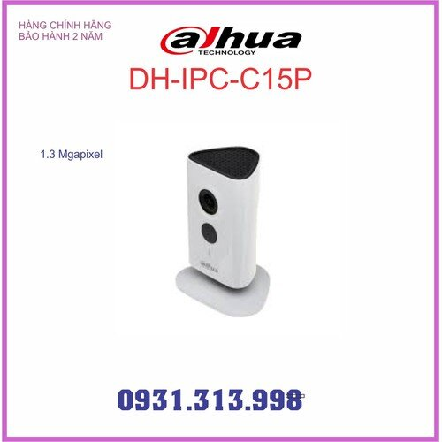 Camera IP wifi Dahua IPC-C15P - 1.3Megapixel