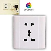 Camera ngụy trang ổ cắm điện IP Wifi