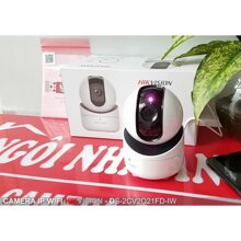 Camera IP Wifi Robot 2MP Hikvision DS-2CV2Q21FD-IW