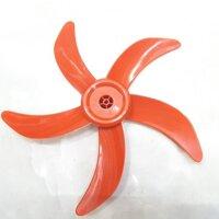 Cánh quạt 5 lá cam sải cánh 40cm xài quạt B4 loại 1 ( lỗ tròn ) - Shop uy tín và chất lượng