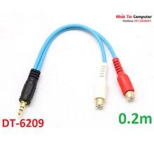 Cáp Audio Dtech DT-6209