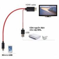 Cáp HDMI Kết Nối Từ Điện Thoại Sang TiVi FULL HD Chất Lượng Cao