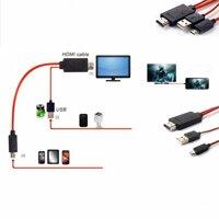 CÁP HDMI KẾT NỐI TỪ ĐIỆN THOẠI SANG TIVI FULL HD