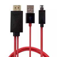CÁP HDMI KẾT NỐI TỪ ĐIỆN THOẠI SANG TIVI FULL HD CHẤT LIỆU CAO CẤP