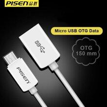 Cáp OTG Pisen chuyển đổi Micro USB ra USB