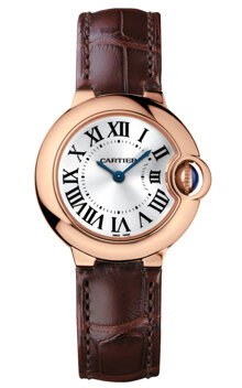 Đồng hồ nữ Cartier Ronde WGBB0007