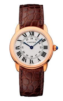Đồng hồ nữ Cartier Ronde W6701007