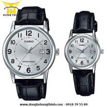 Đồng hồ đôi Casio MTP-V002L-7BUDF và LTP-V002L-7BUDF