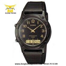 Đồng hồ nam CasioAW-49H-1BVDF