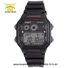 Đồng hồ nam Casio AE-1300WH-1A2VDF