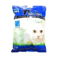 Cát Vệ Sinh Cho Mèo Hellocat Mùi Baby Powder 10 Lít /7kg
