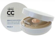 Kem lót trang điểm CC Cream Aqua Uv Color Control Cream