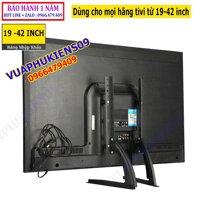 Chân đế TV LCD 19-42 inch, chân đế TV để bàn cho tất cả các loại tivi Samsung, LG, Sony, TCL, Panasonic, Sharp, vv