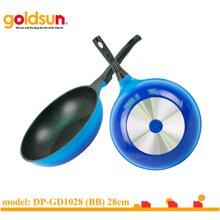 Chảo xào nhôm đúc Goldsun DP-GD1028
