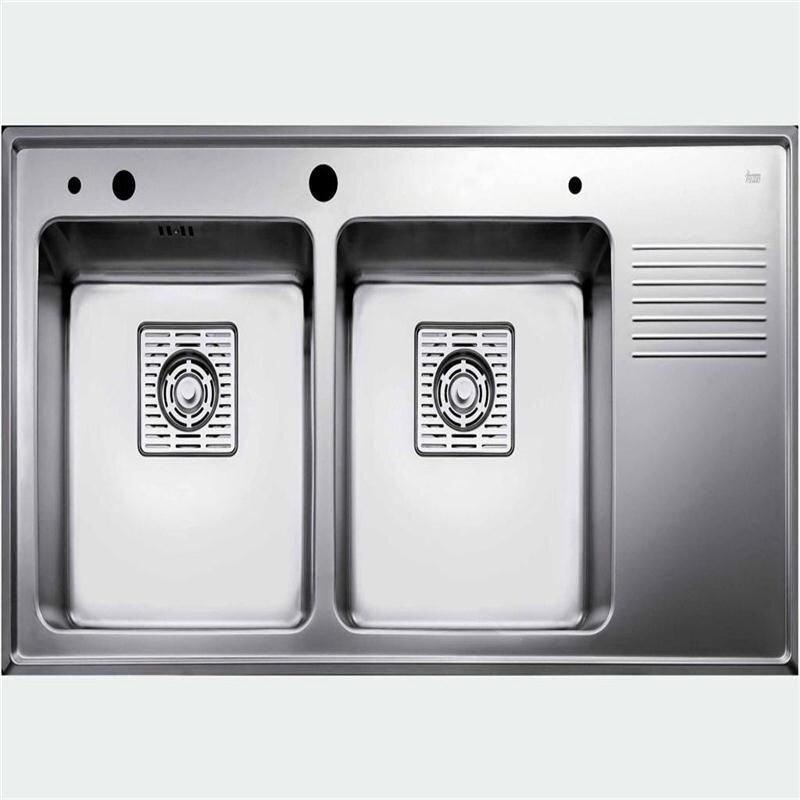 Chậu Rửa Bát Teka Frame 2B 1/2D