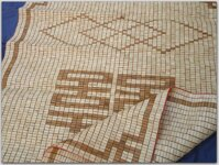 Chiếu trúc hạt Thái Bình cao cấp 120x190                     (Mã SP:                          CTTB06)