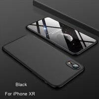 Cho Iphone XR 3 trong 1 360 Bảo Vệ Toàn Diện Điện Thoại Siêu Mỏng Bao