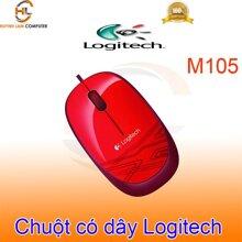 Chuột máy tính Logitech M105 - chuột dây