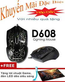 Chuột LED Bosston D606