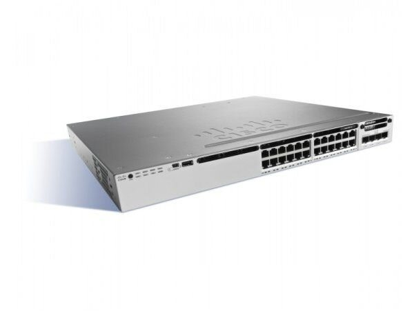 Switch Cisco Catalyst WS-C3850-24P-S - 24 ports