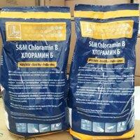 Cloramin B sát khuẩn nước,nhà,đồ vật. ( giá 1kg)