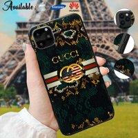 Cờ GG Gucci _ Ốp Cho Iphone 11 11pro XS XR Max X 6/6 S 7 8 Plus 5/5s/5c & Samsung Galaxy S8 S9 S10 Plus S5 S6 S7 Edge Note & Huawei
