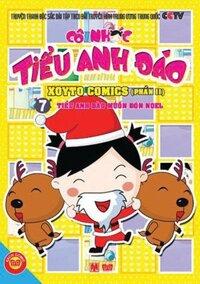 Cô nhóc Tiểu Anh Đào(P2) T7 - TAĐ muốn đón Noel