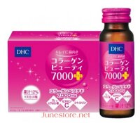 Collagen DHC Beauty 7000mg dang nuoc