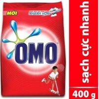 Combo 2 túi Bột giặt Omo 400G