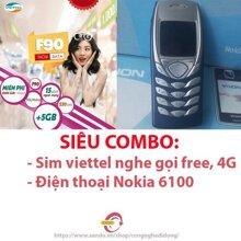 Điện thoại Nokia 6100