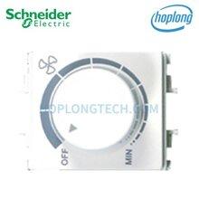 Công tắc điều chính tốc độ quạt Schneider F50FC250M_WE