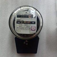 Công tơ điện 1 pha 2 dây CV140 5(20)A EMIC có kiểm định