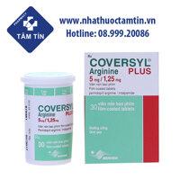 Coversyl Plus 5mg/1.25mg