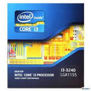 CPU Intel Core i3-3240 (3.4GHz)