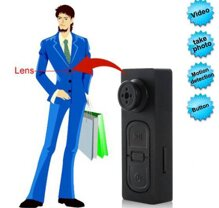 Camera nút áo Hongkong Electronics PBR S918