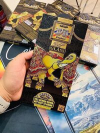 Cuong luc full man Remax Elephant 3D du ma cho Iphone